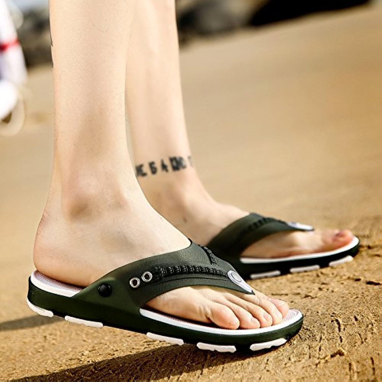 Trascinare e rilasciare la esterna parola uomini estate usura esterna la antisdrucciolevole usura raffreddare clip di pantofole...  Parent b2818c