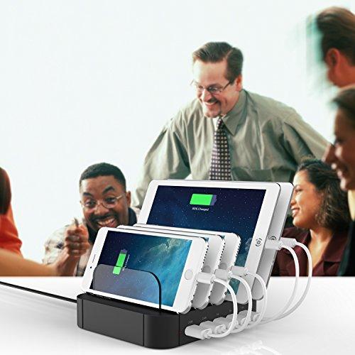 Digitales Wireless Kopfhörer 2.4GHz Übertragungsfrequenz Over Ear Funkkopfhörer mit Ladestation Lautstärkeregler geräuschunterdrückung Stereo Kopfhörer für TV, VCR,  HIFI, CD, DVD Spieler