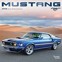 Mustang 2018 Calendar