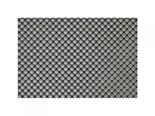 FKS-Modellbau 4060-08 - Gitter diagonal, 2 Maschen pro mm, 40x60mm