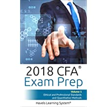 CFA Level 1 Exam Prep - Volume 1 - Ethics and Professional Standards & Quantitative Methods