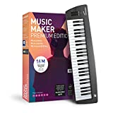 MAGIX Software Music Maker - 2019 Control Edition - Mehr als nur ein Keyboard -