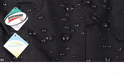 June's young Chapkas Chapeau de Lapin Chapeau Sport Extérieurs des Hommes Ushanka Cap Lei Feng des Skis Bonnet Protection Oreilles Avec Masque Protecteur Noir
