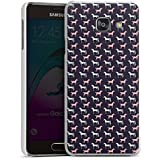 Samsung Galaxy A3 (2016) Housse Étui Protection Coque Chevaux Vintage Rétro Collection Motif