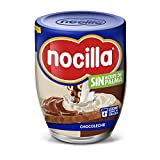 Nocilla Chocoleche: Crema de cacao natural y leche con avellanas - Sin aceite de palma - Envase de...