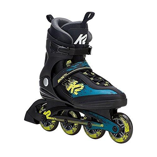 K2 Kinetic 80 M - Herren Inliner Inlineskates Skates Inlineskating 30C0750, Größe:40.5