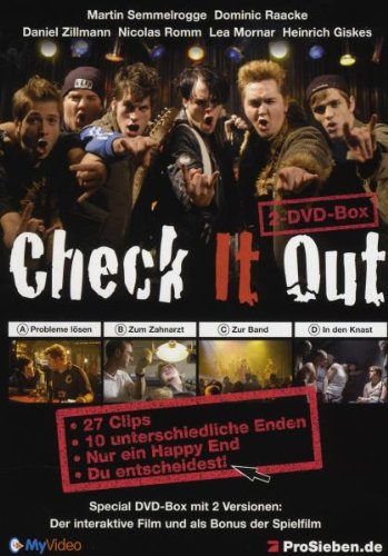 Check It Out – Special DVD Box (2DVDs)