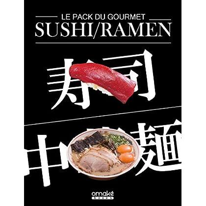 Le pack du gourmet - Sushi/Ramen