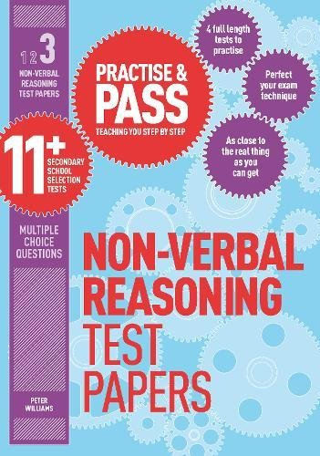 Practise & Pass 11+ Level Three: Non-verbal Reasoning Practice Test Papers: Level 3