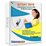 BITSAT 2019 Preparatory Course with 10 Model papers (Pen Drive)