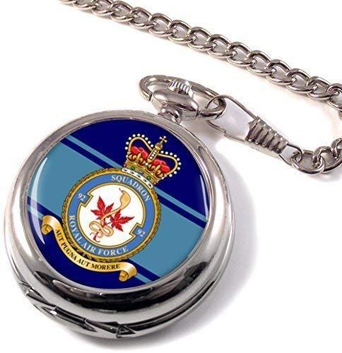 Numéro 92 Escadron Royal Air Force (RAF) Poche Montre