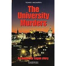The University Murders. by Richard MacAndrew (2001-01-31)