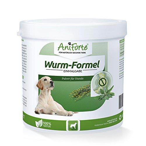 Artikelbild: AniForte Wurm-Formel 250 g- Naturprodukt für Hunde