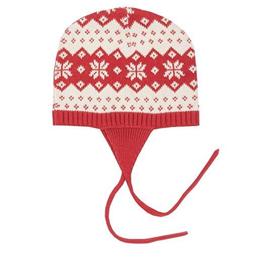 Kite Snowflake Hat 0-12 Months
