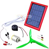 Solar Charger With Lights