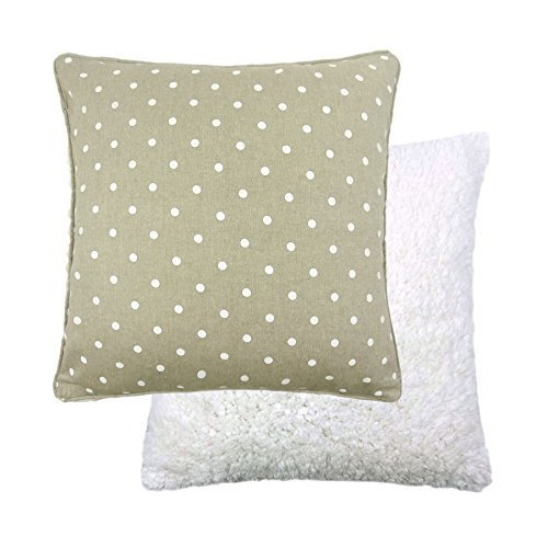 de-lujo-snuggle-de-lunares-beis-crema-polar-funda-de-cojin-de-algodon-17-43cm