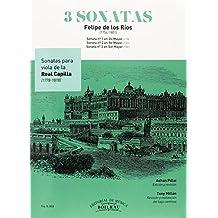 3 Sonatas - B.3858