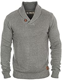 SOLID Turi - Pull en Maille - Homme