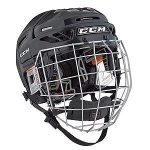 CCM Fitlite 3Ds Helm Eishockey Hockey Rot Gr. S (46-56cm)