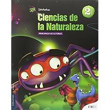 Ciencias de la Naturaleza 2 Primaria - Principado Asturias (Superpixépolis)