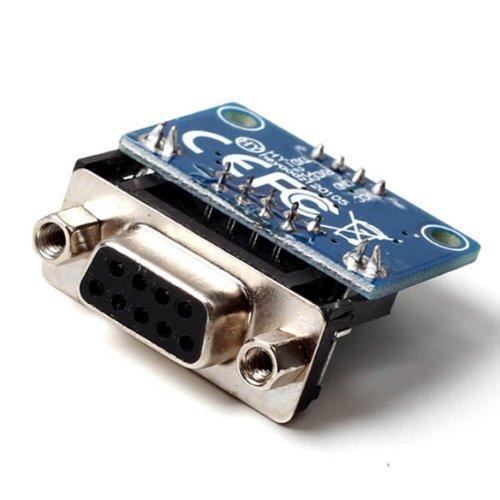 MAX3232 RS232 Serial Port zum TTL Konverter Module DB9 Stecker