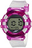 Sonata Sports Girls Grey Digital Watch for Women-87017PP04