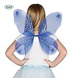 Feen oder Schmetterling Flügel für Kinder Karneval Fasching Party Fee Elfe Märchen