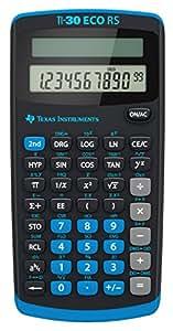 Texas Instruments Ti 30 Eco Rs Taschenrechner Amazonde Bürobedarf