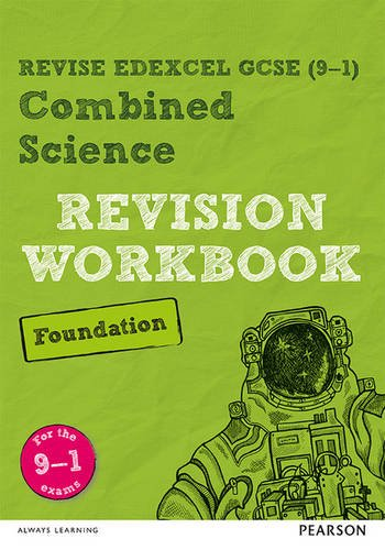 Revise Edexcel GCSE (9-1) Combined Science Foundation Revision Workbook: for the 9-1 exams (Revise Edexcel GCSE Science 16) thumbnail