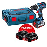 Bosch Professional 0615990J1A Akku-Trockenbohrer, 18 V, blau
