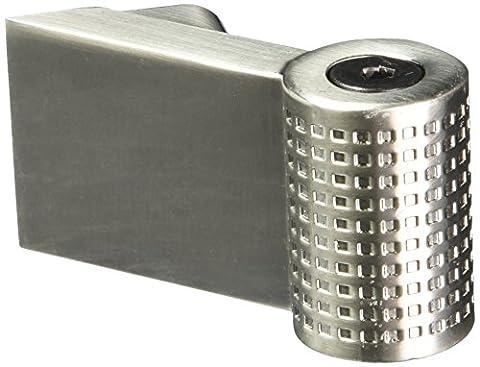 SIRO DESIGNS INC 1.2-In. Nickel Tec Cabinet Pull