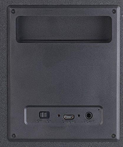 auvisio BT 4.0 Regal-Lautsprecher – ZX1578 – 2.1-Sound – Holz - 4
