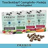Fresco Trockenbarf Complete-Menüs Vorteilspaket