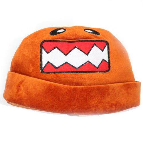 DOMO-KUN - Domo Plüsch-Mütze Plush (Kostüm Domo Kun)