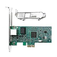 محول شبكة ULANSEN PCI-e Gigabit إنتل EXPI9301CT CT سطح المكتب 82574L شرائح NIC BCM5751