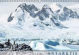 ANTARKTIS (Wandkalender immerwährend DIN A3 quer): Antarktis - extrem und faszinierend - Dieser immerwährende Kalender ist ein Blickfang im Büro und ... [Kalender] [Sep 02, 2013] Steinwald, Max - Max Steinwald