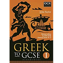 Greek to GCSE: Part 1: for OCR GCSE Classical Greek (9-1)