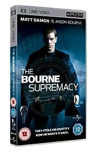The Bourne Supremacy [UMD Mini for PSP]