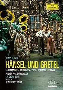 Hansel And Gretel: Wiener Philharmoniker (Solti) [DVD] [2006] [NTSC]