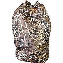 Bolsa de 120 Litros de señuelos de tiro Mochila verde caña atrayendo con señuelos la caza de patos y gansos