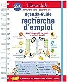 Agenda-guide de la recherche d'emploi Mémoniak 2015-2016