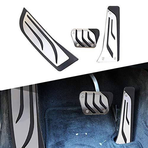 JNXZHQC Coperchio pastiglie Freno acceleratore Accessori Auto Pedale.per BMW 1 Serie 3 F20 F21 F30 F31 GT 320i 328