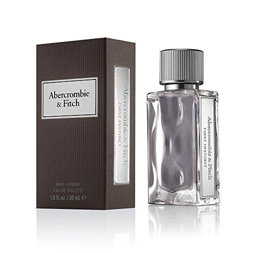 Abercrombie & Fitch First Instinct Man Eau de Toilette spray, 1er Pack (1 x 30 g)