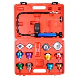 XXR TOOLS GARAGE WORKSHOP RADIATOR RAD COOLING PRESSURE TEST TESTER KIT SET