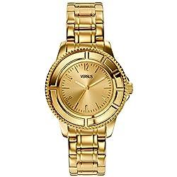 Versus Damen-Armbanduhr SH705 0013 Analog Quarz