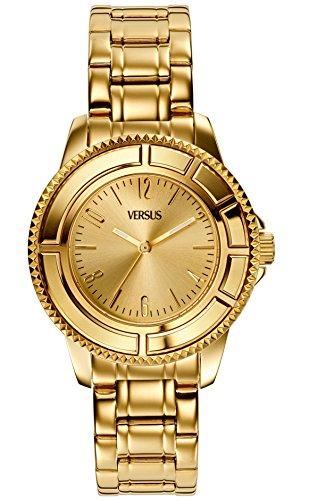 Versace SH7050013 - Reloj de cuarzo para mujeres, color rosado