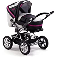 CHIC 4 BABY Poussette transformable - Fuchsia vif
