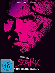 Stephen Kings Stark - The Dark Half (Limited Edition) (1 Blu-ray + 2 DVDs)
