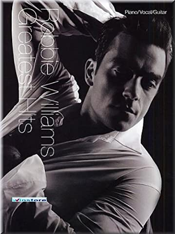 Robbie Williams - Greatest Hits - Noten Songbook [Musiknoten] (Hits Songbook)