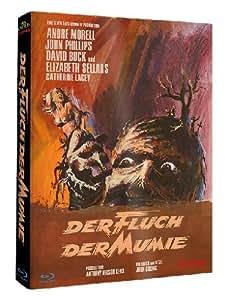 Der Fluch der Mumie - Hammer Edition - Mediabook [Blu-ray]